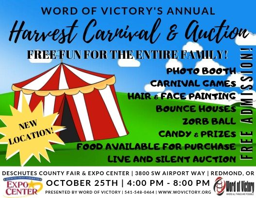 word of victory harvest carnival