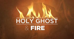 holy spirit and fire night